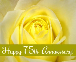 happy-75th anniversary