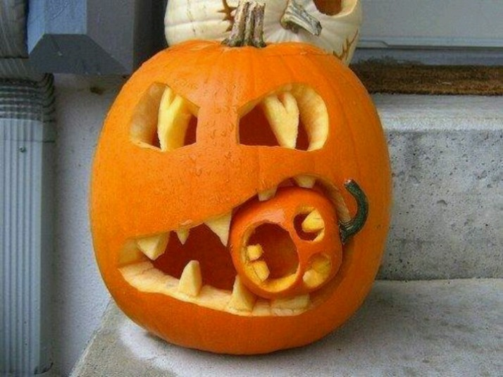 halloween-carving