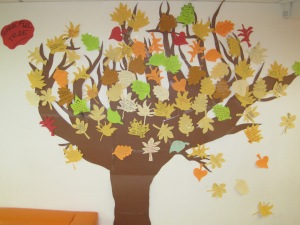 Thankful-tree